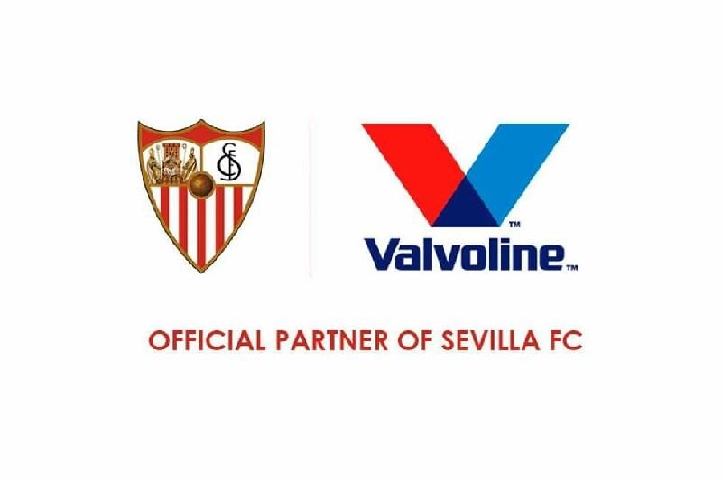 Valvoline dengan Sevilla FC