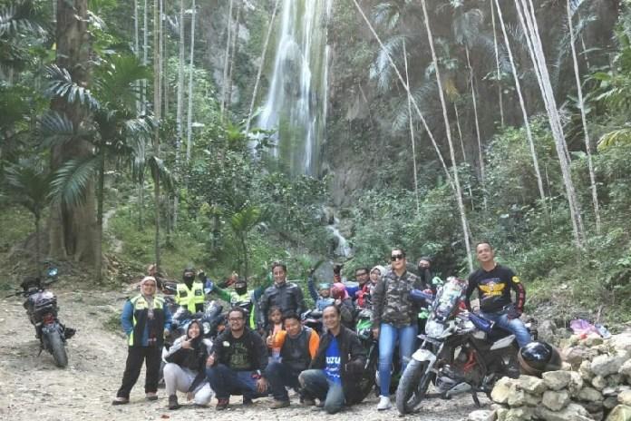 Baderhood Kupang Gelar Touring