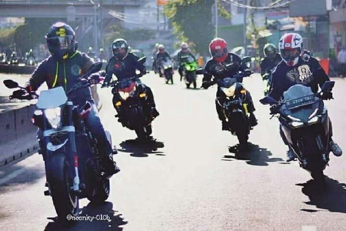 Aturan Sepeda Motor