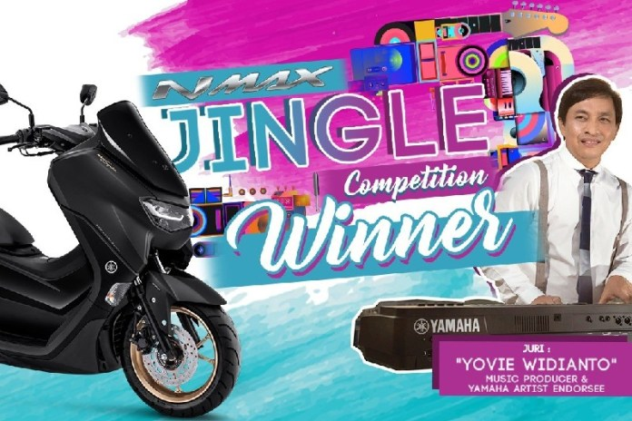 NMax Jingle Competition 2020