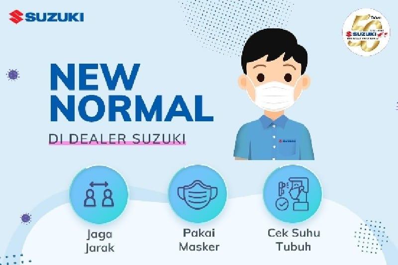 Jaringan Diler Motor Suzuki
