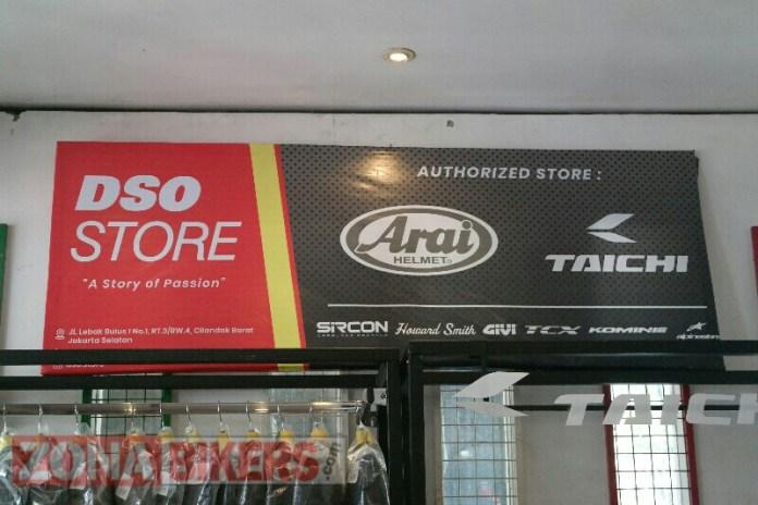 DSO Store Resmi Dibuka