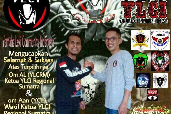 YLCI Regional Sumatera