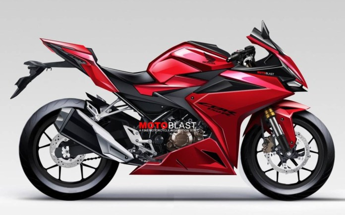Motor Baru Honda 2021 - All New CBR150R 2021