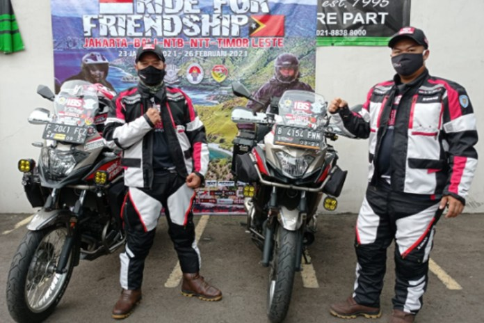 Ride For Friendship 1