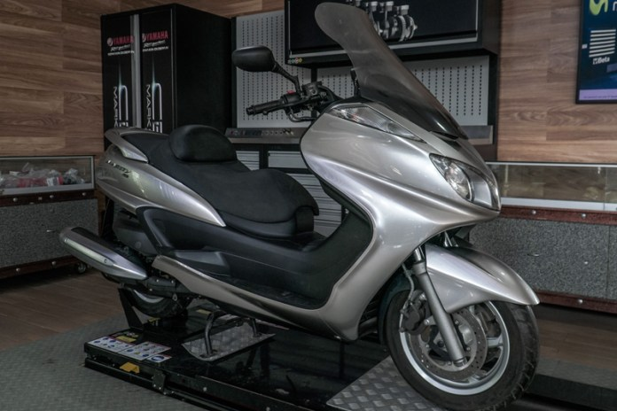 Yamaha Majesty 400