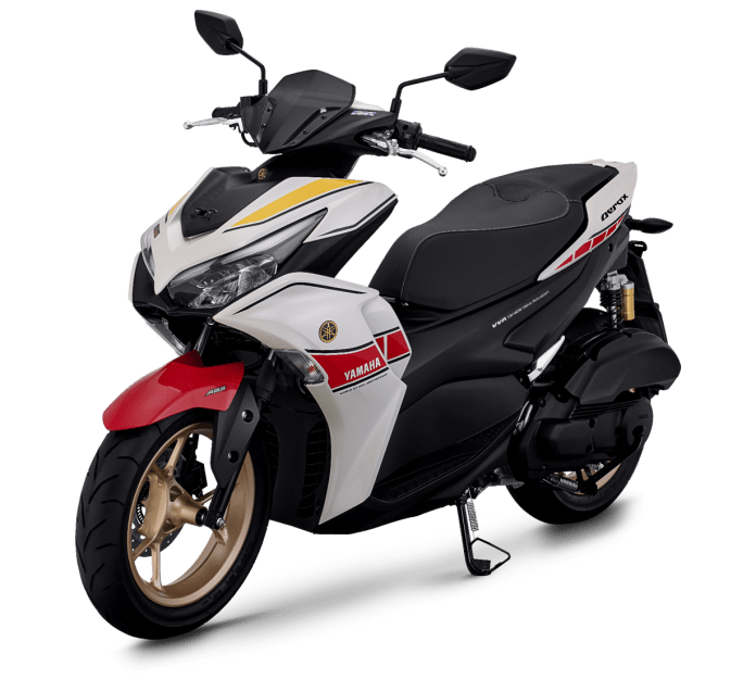 All New Aerox 155 Connected