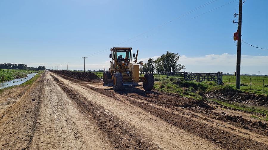 Caminos rurales: informe de la Mesa Agropecuaria de Olavarría