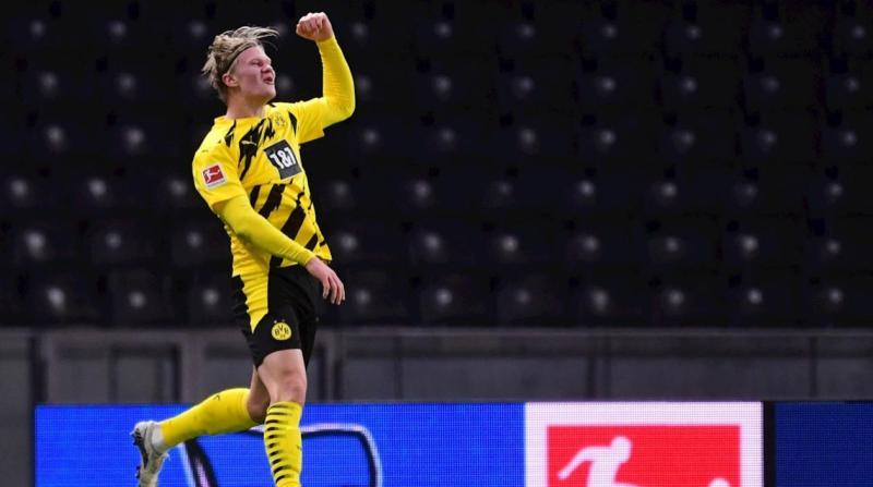 El joven prodigio Erling Haaland rompió una marca de 57 años, a punta de  goles | Zona Cero