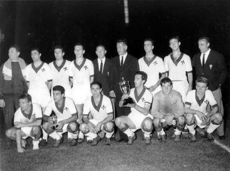 I Leoni di Ibrox Park: la Fiorentina del 1961