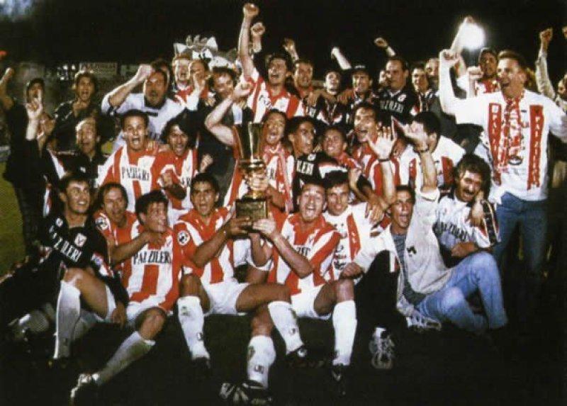Il Vicenza vince la sua prima Coppa Italia e accede alla Coppa delle Coppe