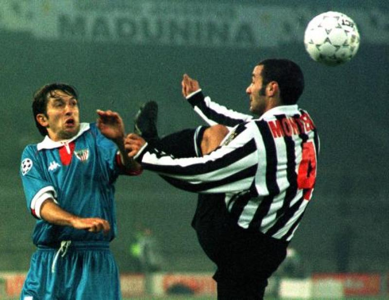 Montero prova a difendersi dalle angherie degli avversari