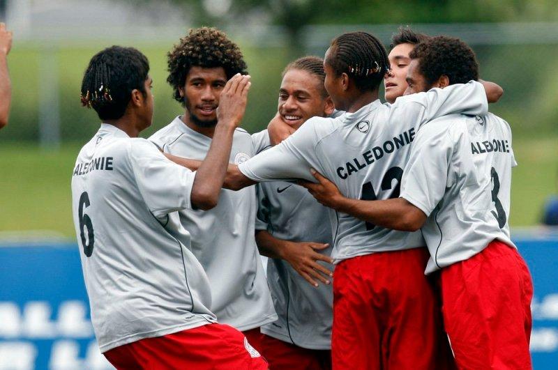 La Nazionale della Nuova Caledonia