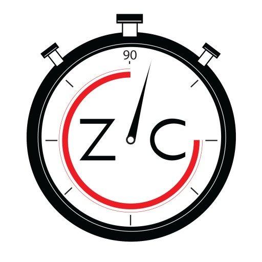 Il logo di Zona Cesarini