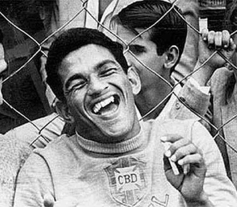 Il sorriso di Garrincha