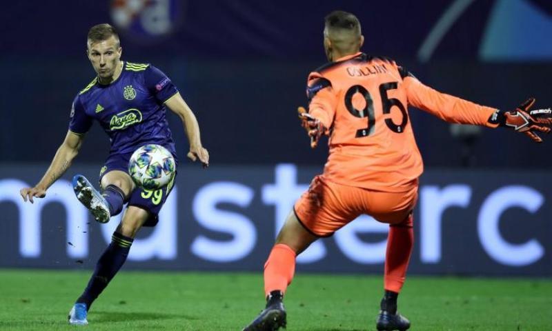 atalanta dinamo zagabria champions league europa