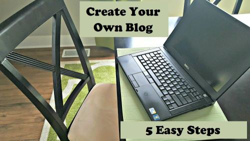How to start a Blog in 5 easy steps guide