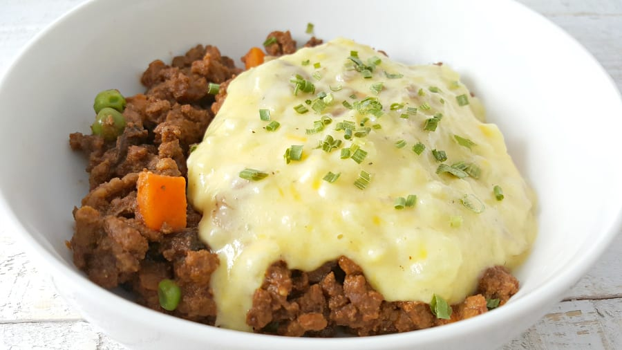 Crockpot Shepherd's Pie Recipe for Two