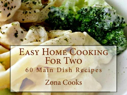 Cover feature photo - Easy Home Cooking for Two