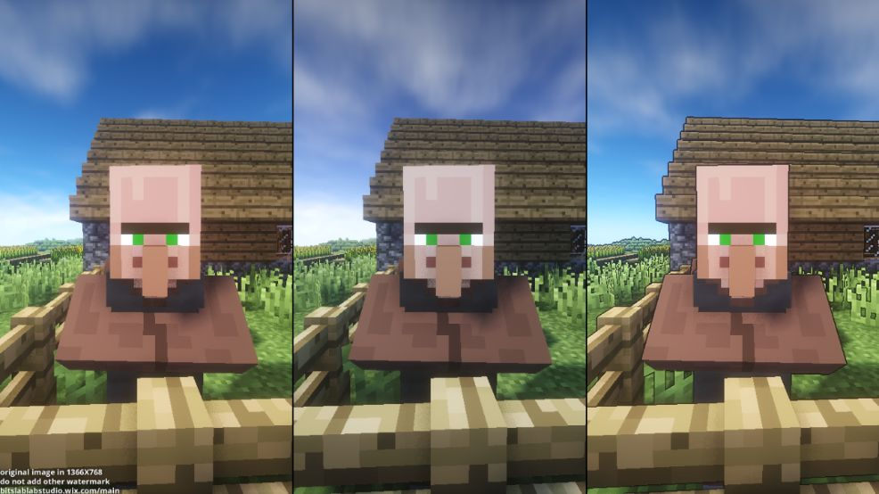 bsl-shaders-aldeanos
