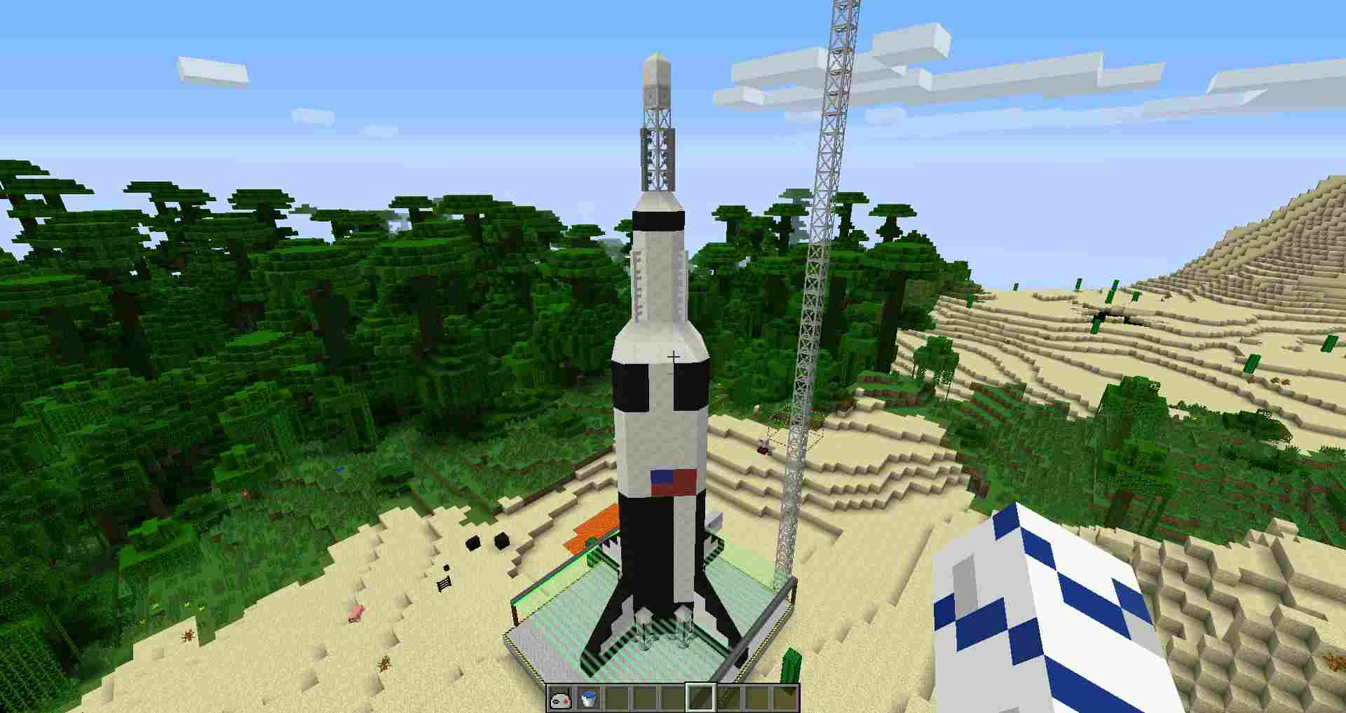 Advanced-Rocketry-Mod-3