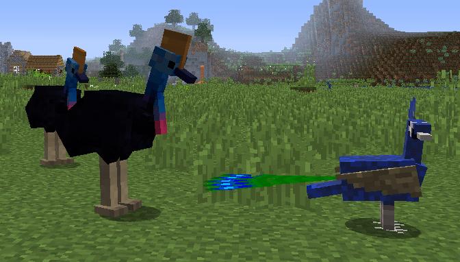 ExoticBirds-Mod1