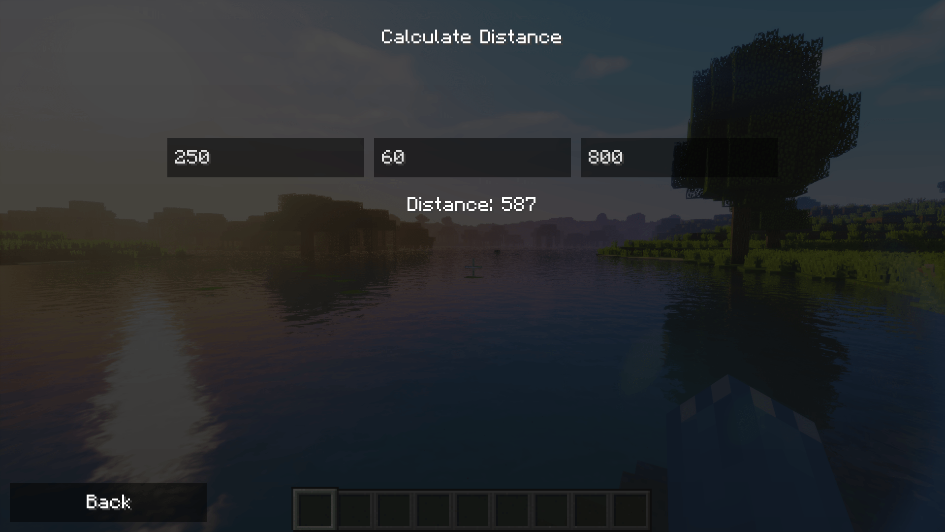 Calculations Mod 2