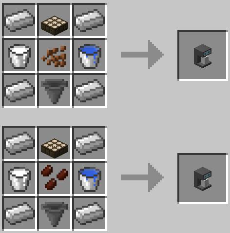Coffee Spawner Mod 2