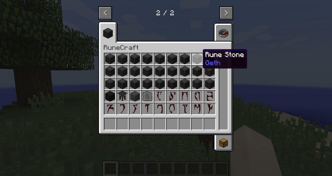 Rune Craft Mod 2