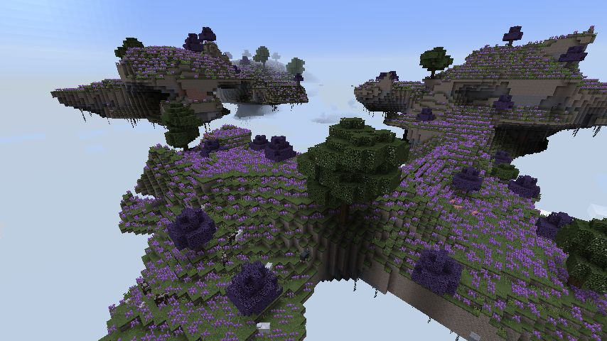 Sky Islands Mod 2
