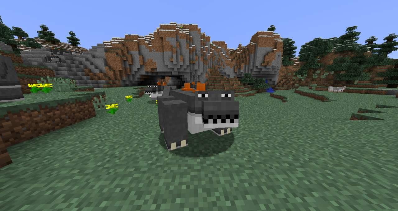 Mystical Wildlife Mod 5