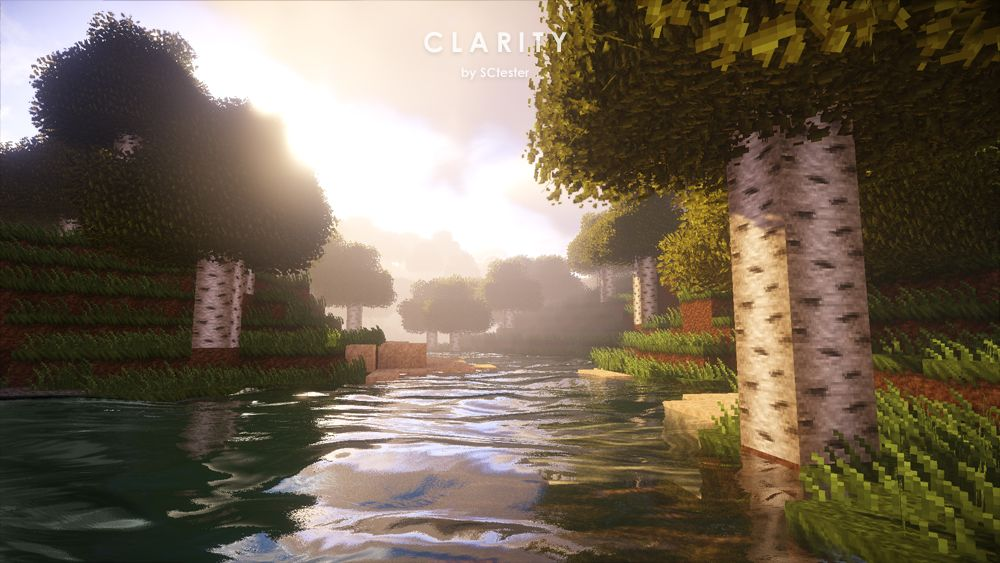 Clarity Texture Pack 5
