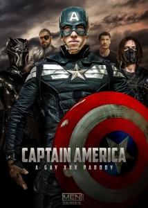 [PELICULA] Captain America A Gay XXX Parody (2016)