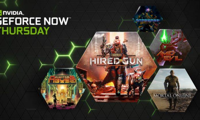 Jocuri GeForce NOW iunie