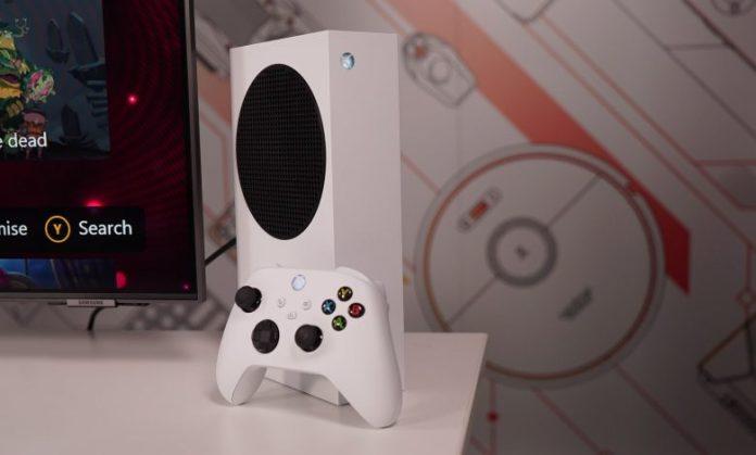 Review Samsung QN95A Xbox Series S