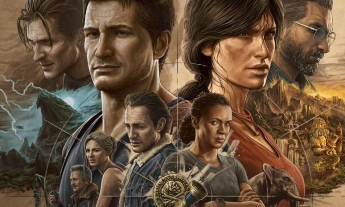 Uncharted Remastered