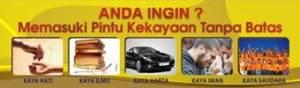 banner Zonka ilustrasi kaya hati