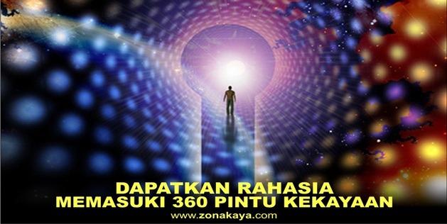 Pelatihan Cara Kaya Rahasia Memasuki 360 Pintu Kekayaan