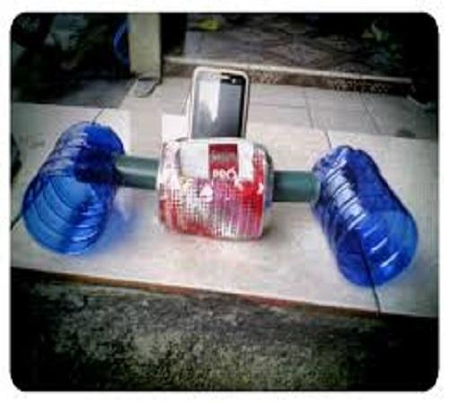 Ide Kreatif Membuat Speaker HP dari Barang Bekas 1