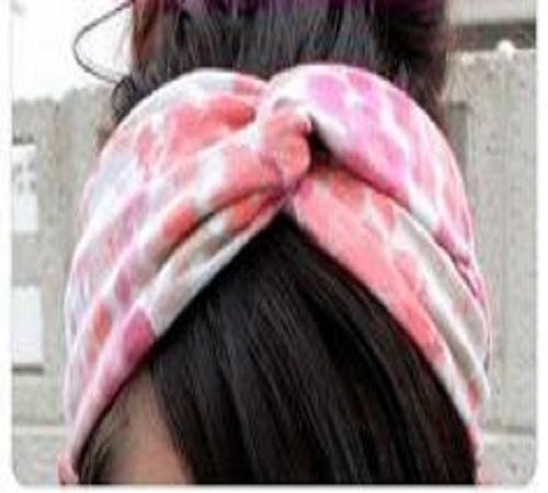 Cara Praktis Membuat Hairband dalam 10 Menit