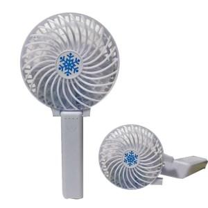 Ventilador recargable portatil