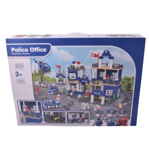 Lego police office