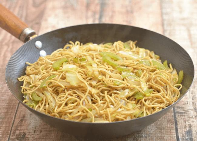 macam-macam makanan dari china