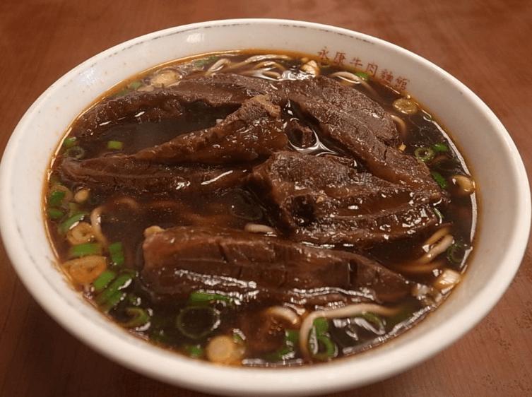 makanan khas taiwan