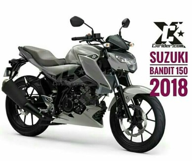 Render Suzuki Bandit 150-1