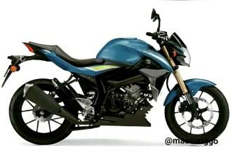 Render Suzuki Bandit 150-2