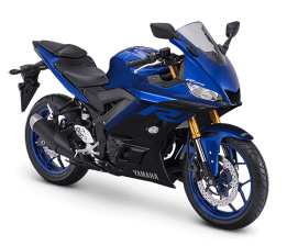 New Yamaha R25 MY 2019- Racing Blue