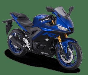 New Yamaha R25 MY 2019- Racing Blue