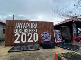 Jayapura Biker Fest 2020