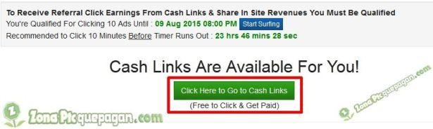 Cash Links